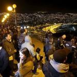 В Чили эвакуировали миллион человек