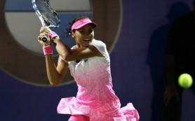 Россиянка Елизавета Куличкова вышла в четвертьфинал теннисного турнира в Сеуле