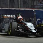 """Пилот """"Ф-1"""" Хюлькенберг наказан штрафом в 3 позиции на старте гонки Гран-при Японии"""
