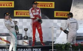 «Мерседесу» было важно нанести ответный удар «Феррари» на Гран-при Японии