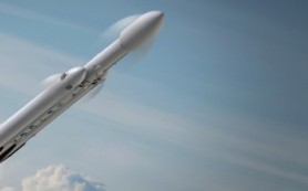 Первая ракета FALCON HEAVY ОТ SPACEX стартует грядущей весной