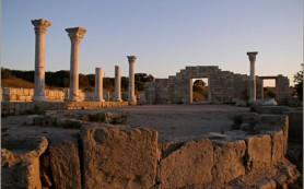 Древний Херсонес признали объектом наследия федерального значения