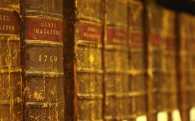 Книги библиотеки ИНИОН восстанавливают после пожара