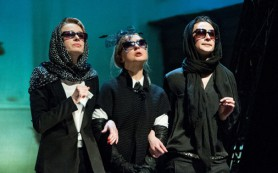 В театре Et Cetera состоится премьера спектакля «Все о женщинах»