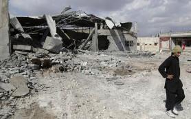 Российская операция в Сирии в фокусе НАТО