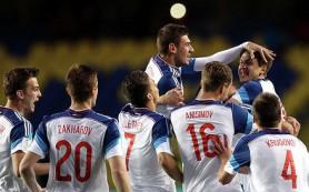 Юношеская сборная России по футболу стартовала с победы над командой КНДР на ЧМ