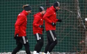 Московский футбольный клуб «Локомотив» отменил два сбора в Турции