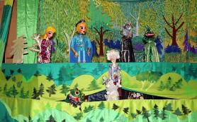 В Москве прошел фестиваль кукольных спектаклей «Рыжее настроение»