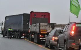 Росавтодор опроверг возможность моратория на сбор платы с грузовиков