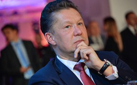 Миллер возглавил рейтинг Forbes самых дорогих топ-менеджеров России