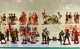 В Санкт-Петербурге появится музей оловянных солдатиков