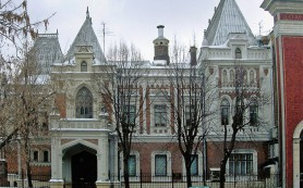 Дом архитектора представляет выставку скульптур под открытым небом