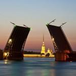 Санкт-Петербург бьет рекорды популярности у туристов