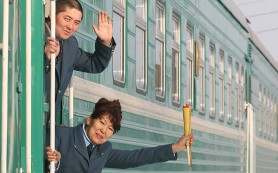 Китай проложит через территорию Киргизии газопровод и железную дорогу