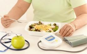 При гипертонической болезни употребление некоторых продуктов нужно сократить