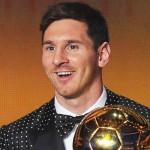 Лионель Месси в пятый раз признан футболистом года