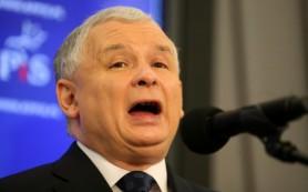 Качиньский заявил, что Польша не будет менять политику из-за давления ЕС