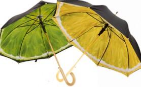 Зонт не просто укрытие от дождя