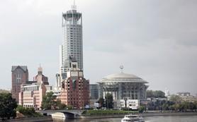 Swissotel в Москве прекратил работу из-за санкций против Турции