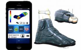 Израильские ученые разработали подключаемые к смартфону носки для диабетиков