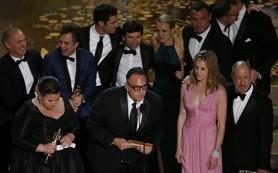 Картина «В центре внимания» завоевала «Оскар» в номинации лучший фильм
