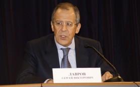 Лавров рассказал об условиях прекращения операции ВКС в Сирии