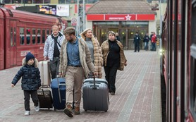 «Аэроэкспресс» потерял пятую часть пассажиров