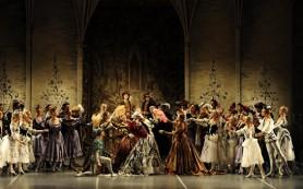 Балет Михайловского театра отправился на гастроли в Гонконг
