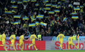 СМИ: футболист сборной Украины отказался от общения на русском языке