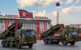 На новые санкции КНДР ответила ракетным запуском