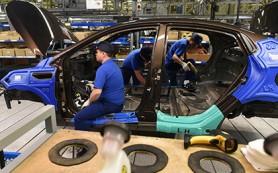 Завод Hyundai в Петербурге понес миллиардный убыток в 2015 году