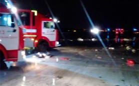 FlyDubai и Boeing заявили о начале расследований крушения в Ростове-на-Дону