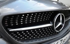 Mercedes отзовет в России почти 7 тысяч автомобилей