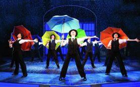 Последний спектакль «Поющие под дождем» пройдет в Москве 28 мая