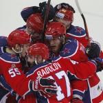 ЦСКА выиграл в первом матче главной серии Кубка Гагарина
