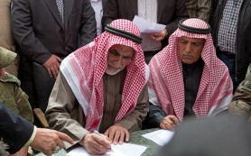 Россия примирила в Сирии уже 60 населенных пунктов