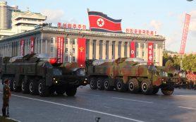 СМИ: КНДР готовит ракетно-ядерный «дуплет»