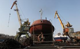Рогозин запретил вывозить из России выгодные судостроительные заказы
