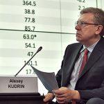 Кудрин предрек российской экономике еще год рецессии