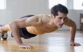Небольшой отдых между силовыми упражнениями способствует росту мышц