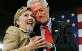 Клинтон назначит мужа ответственным за оживление экономики