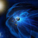 Миссия НАСА впервые наблюдает встречу магнитных полей Земли и Солнца