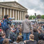 """Во Франции прошел """"вторник гнева"""" против трудовой реформы"""
