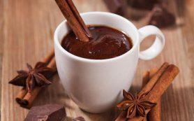 Употребление горячего шоколада способствует укреплению памяти