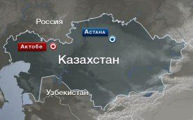 Шесть человек погибли в результате перестрелки в казахстанском Актобе