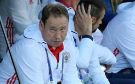 Слуцкий больше не видит себя тренером сборной России по футболу