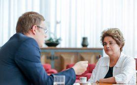 Президент Бразилии в интервью рассказала, как в ее стране готовился госпереворот