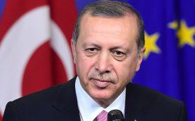 В Кремле получили письмо президента Турции