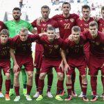 Россия опустилась на 29-е место в обновленном рейтинге ФИФА