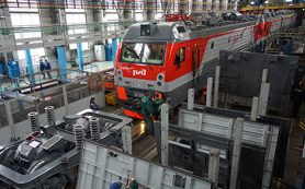 Россия и Китай договорились о создании более 100 скоростных поездов